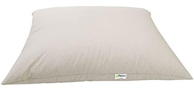 Bean Products Cotton - Organic Kapok Pillow