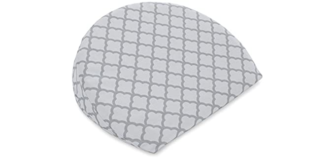 Boppy Scallop Trellis - Wedge Pillow