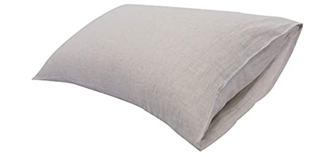 DAPU Woven - Pure Linen Pillowcase