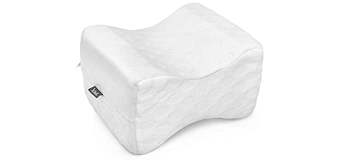 MABIS DMI Contoured - Pillow for Knee Pain