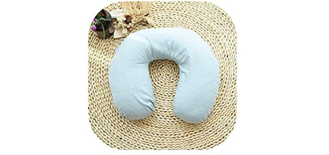 Edomi U Shaped - Buckwheat Neck Pillow