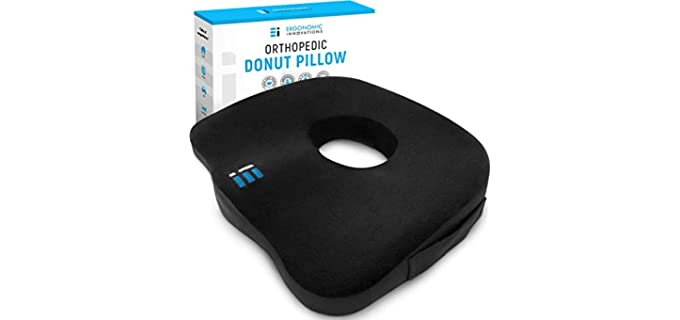 Ergonomic Innovations Donut - Relief Support Pillow