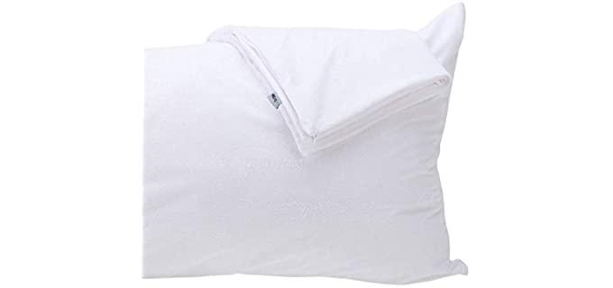 Kingnex Waterproof - Pillow Protectors