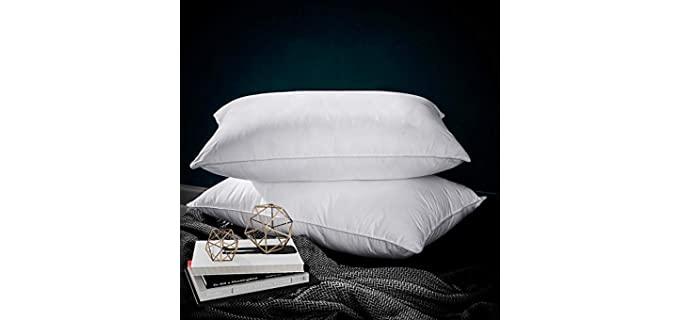 L LOVSOUL Hungarian - Goose Down Pillow