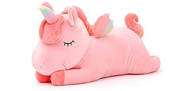 Lazada Plush - Unicorn Toy Pillow