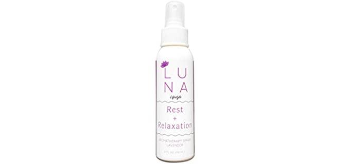 Luna Lifestyle Premium - Lavender Aromatherapy Pillow Spray