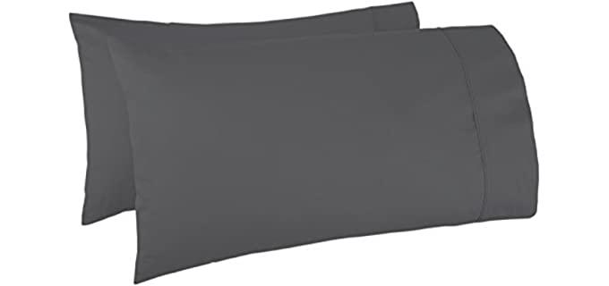 Mayfair Linen Silky Soft - Silky Pillow Case Set
