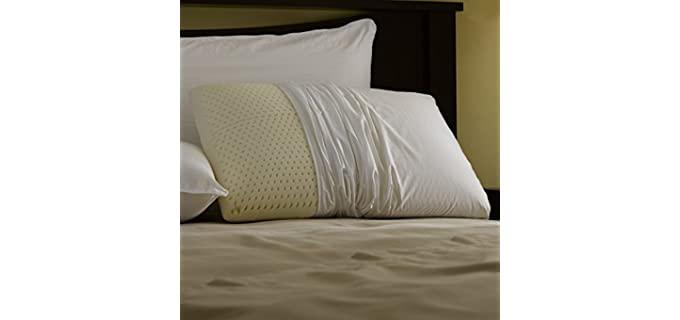 Pacific Coast Restful Nights - Latex Foam Pillow