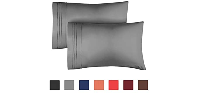 CGK Unlimited Soft - Hypoallergenic Pillow Cases