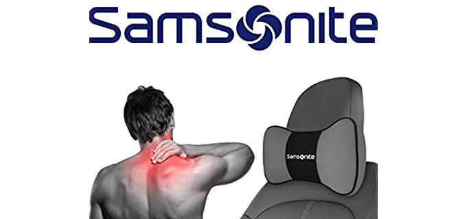Samsonite SA5249 - Travel Pillow for Car