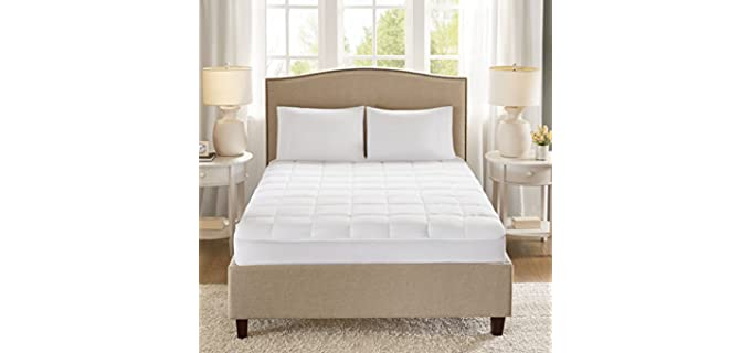 Sleep Philosophy Copper Infused - Mattress Pad Sheet