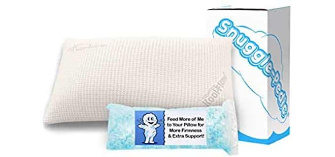 Snuggle-Pedic Kool-Flow - Lux Tempurpedic Pillows