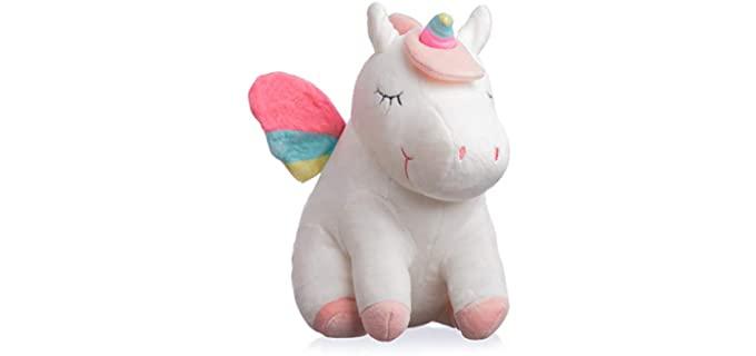 Pillow and Toast Stuffed - Unicorn Pillow