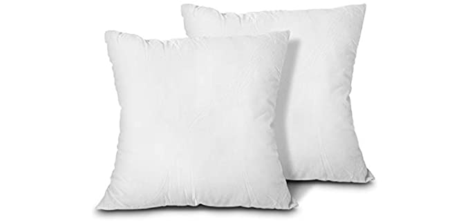 Edow Lightweight - Polyester Throw Pillow Inserts