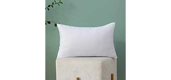 Miulee Soft - Breathable Throw Pillow Inserts