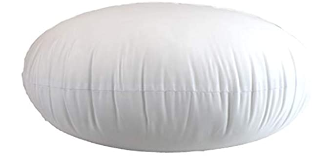 MoonRest Polyester fillers - Cotton Throw Pillow Inserts