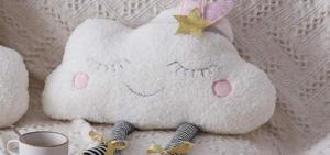 Cloud Shaped Pillow