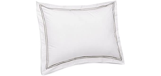 Pinzon Egyptian - Cotton Pillow Sham