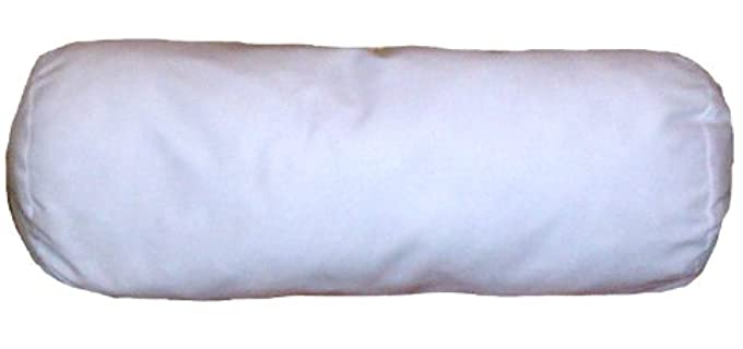 Reynoso Decor - Smooth Bolster Pillow Inserts