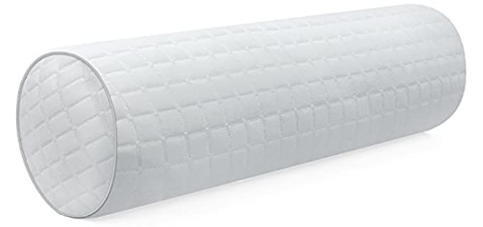 Kingnex Cooling - Roll Pillow Insert