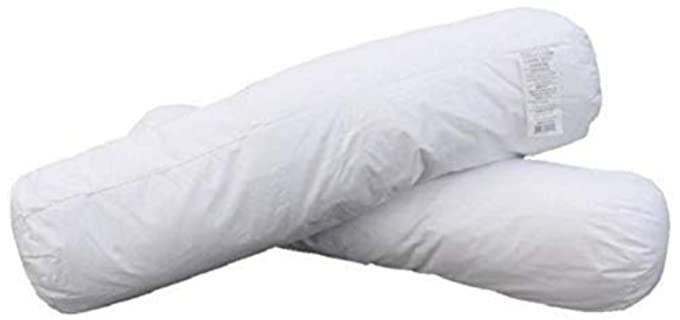 Newpoint Neckroll - Bolster Pillow Insert