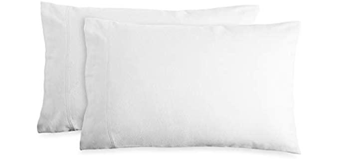 Bare Home Flannel - Premium Quality Pillow Case
