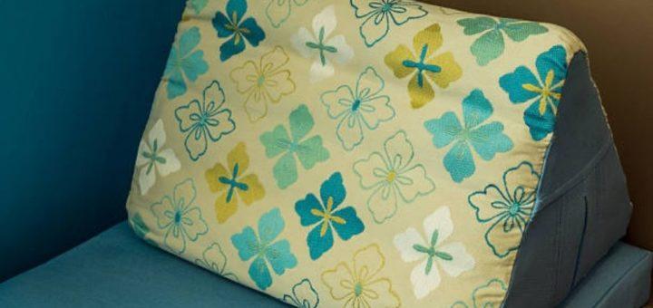 Headboard Pillow Wedge