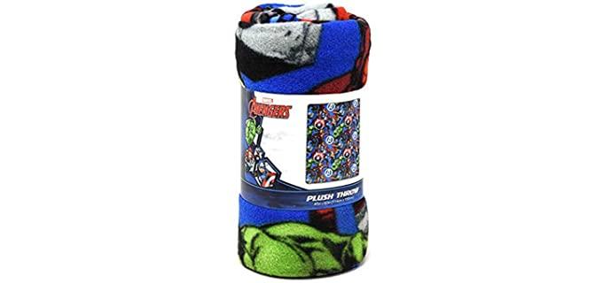 Marvel Cozy Plush - Fleece Blanket