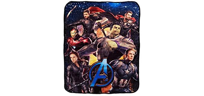 Marvel Silk Touch - Avengers Endgame Blanket