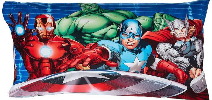Marvel Avengers Pillow Case