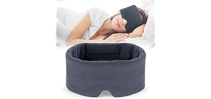 Mavogel Skin-friendly - Sleep Eye Mask