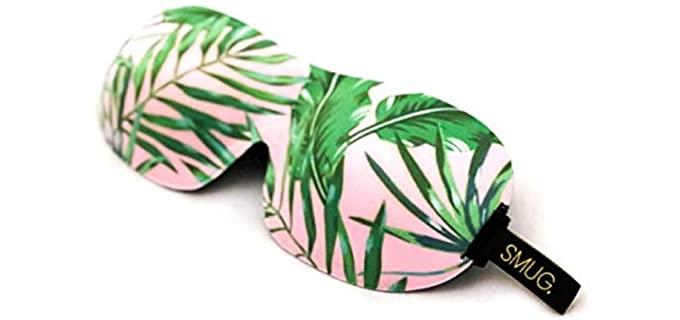 SMUG Printed - Blindfold Mask