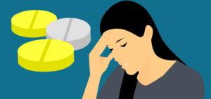 Women with Migraine Headache