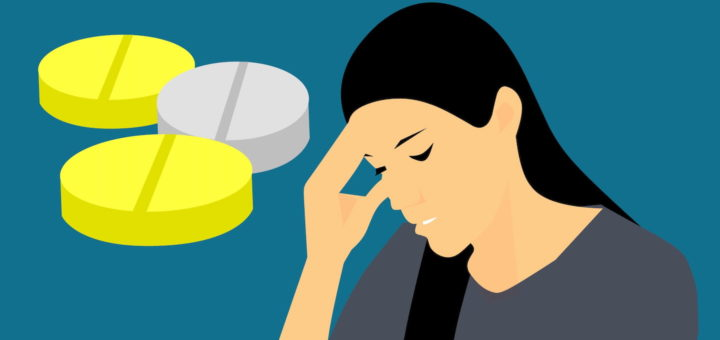 Women with Migraine Headache