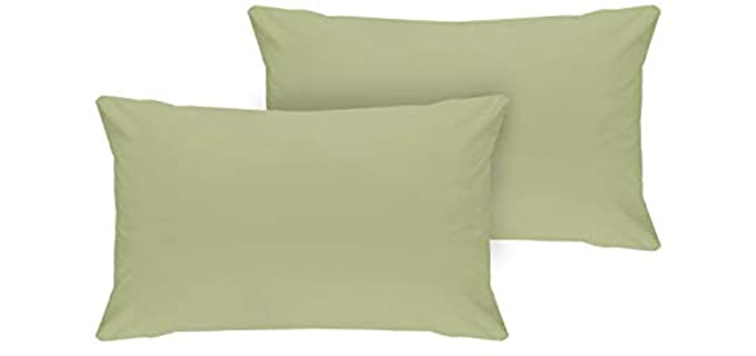 Gulliver Standard Size - Percale Pillow Cover