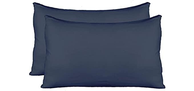 AUCOCU Standard - Jersey Knit Pillow Case