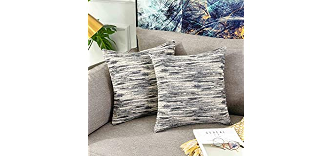 Home Brilliant Abstract - Large Pillow Cover