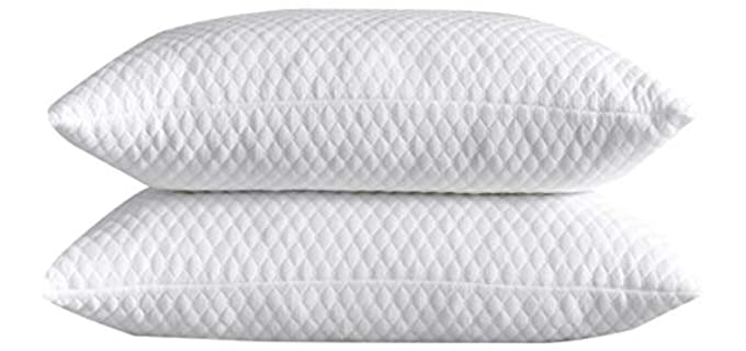 NTCOCO Plush - Cooling Shredded Pillows