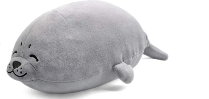 Stuffed Animal Body Pillows