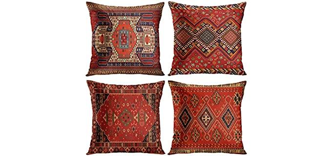 Emvency Persian - Tribal Pillowcase