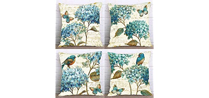 LuckyCow Farmhouse - Eco-Friendly Pillowcase