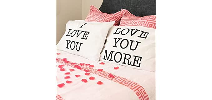 Super Z Outlet Standard Size - Pillowcase Pair