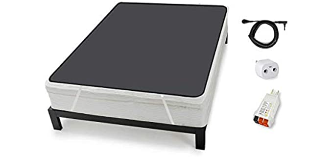 Esrthing Store Queen-Sized - Conductive Grounding Mattress Cover