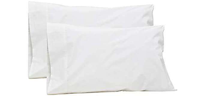 Linen Home Cotton - Comfy Percale Pillowcases