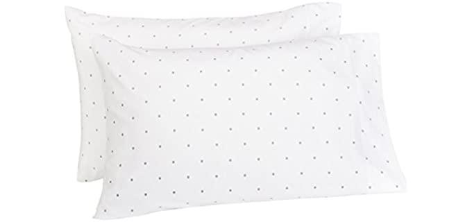 Amazon Brand Pinzon - Comfy Flannel Pillowcases