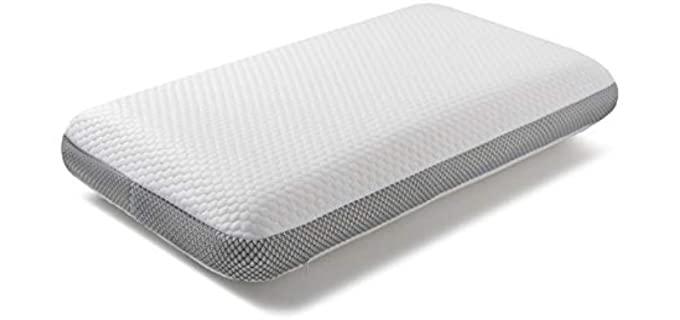 Coolux Natural Stretch - Ergonomic Pillow