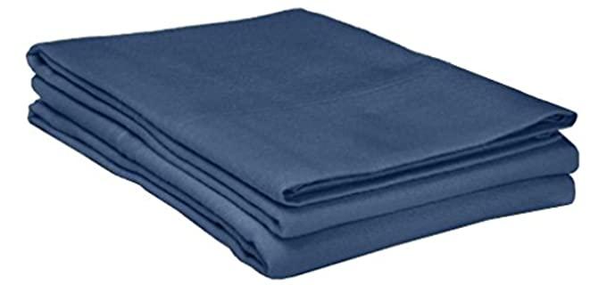 Marrikas Navy - Pillow Covers