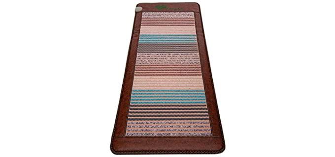 PHYMAT Multicolor - Far Infrared Rainbow Mat